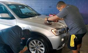 Used Vehicle Prep